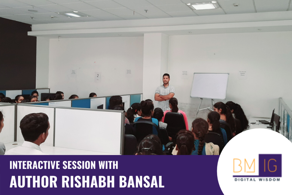 Interactive session with author rishabh bansal