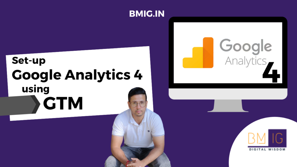 How to set up Google analytics 4 property using GTM